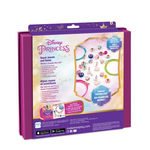 Make It Real Disney Ultimate Princess Jewels & Gems