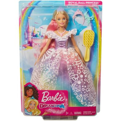Barbie Dreamtopia Royal Ball Princess Doll