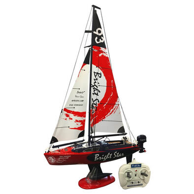 GB 2.4Ghz R/C Sailing Boat