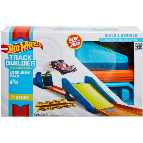Hot Wheels Track Builder Component - Assorted