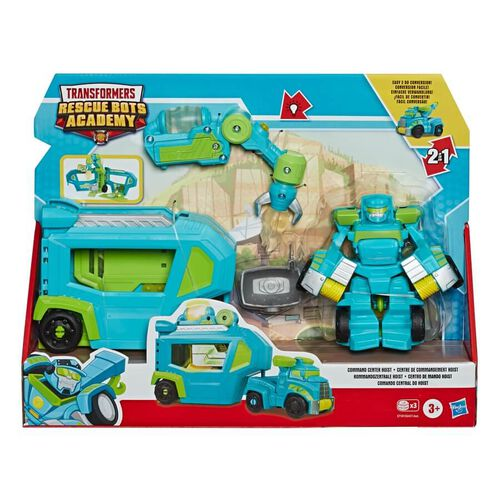 Transformers Rescue Bots Academy Trailer - Assorted
