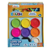 Nick Jr Ready Steady Dough Lots Of Pots