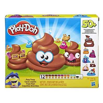Play-Doh - Poop Troop