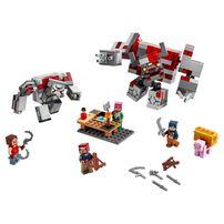 LEGO Minecraft The Redstone Battle 21163