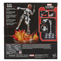 Marvel Black Widow Legends Series 6 Inch Deluxe Figure