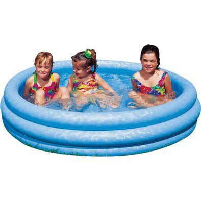 Intex 5 Feet Crystal Pool