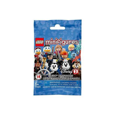 LEGO Disney Series 2 Minifigures 71024 (Single Pack)