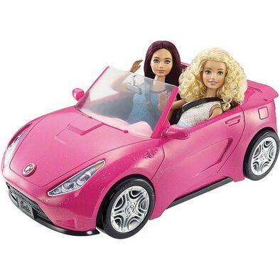 Barbie Convertible Car