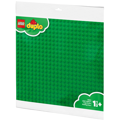 LEGO Duplo Classic Large Green Building Plate 2304