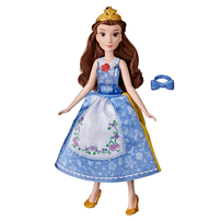 Disney Princess Spin And Switch Belle