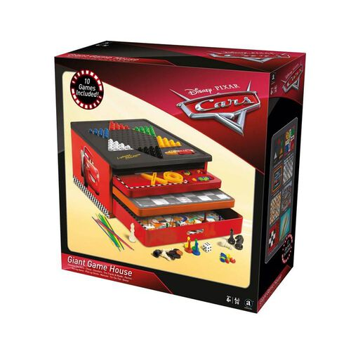 Disney Pixar Cars Giant Game House