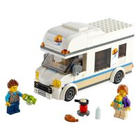 Lego City Great Vehicles Holiday Camper Van 60283