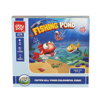 Play Pop Fishing Pond Action Game