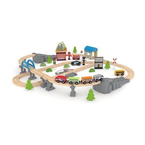 J'adore Mega Train Set