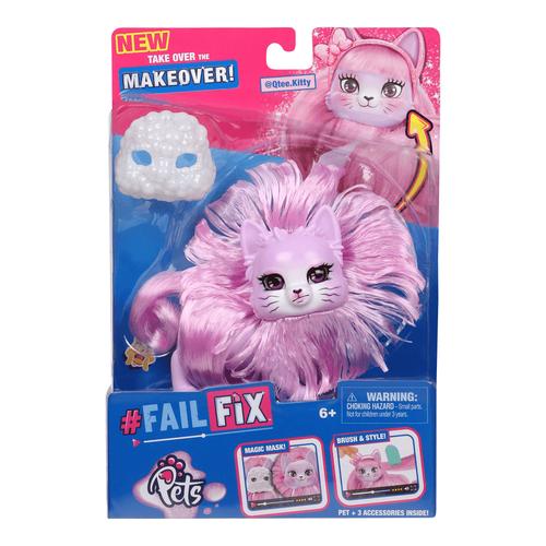 Fail Fix Pet Qtee Kitty