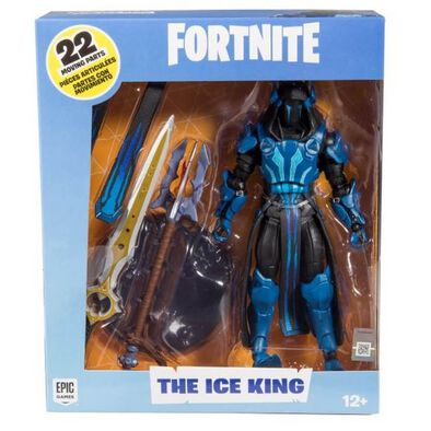 Fortnite The Ice King