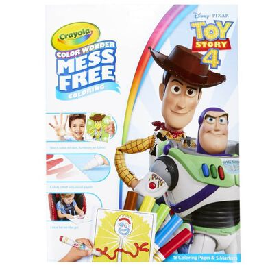 Crayola Toy Story Color Wonder