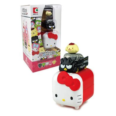 Sanrio Hello Kitty Garage Set