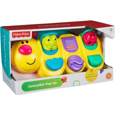 Fisher-Price Caterpillar Pop-Up