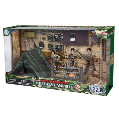 World Peacekeepers Military Campsite