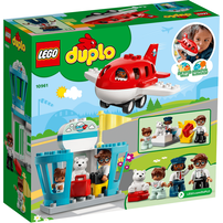 LEGO Duplo Town Airplane & Airport 10961