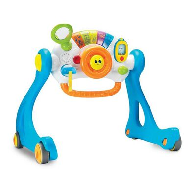 BRU 5 in 1 Drive Play Gym Walker