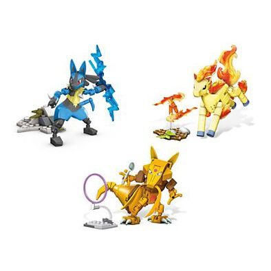 Mega Construx Pokémon Power Packs - Assorted