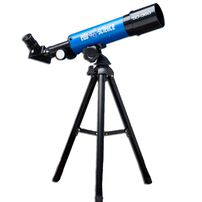 Edu Science 50mm Az Refractor Telescope