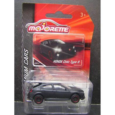 Majorette Premium Honda Civic Type R Matt Black
