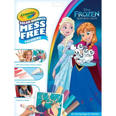 Crayola Disney Frozen Color Wonder