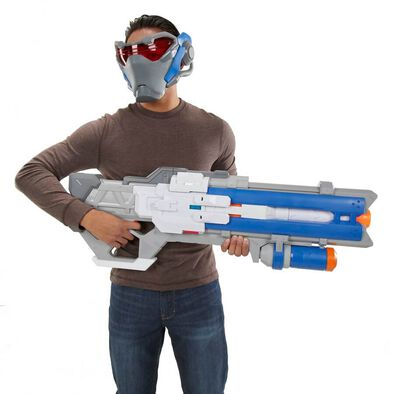 NERF Rival Overwatch Soldier 76