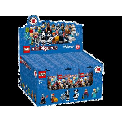 LEGO Disney Series 2 Minifigures 71024 (Sealed Carton of 60 pieces)