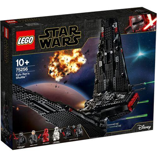 LEGO Star Wars Kylo Ren's Shuttle 75256