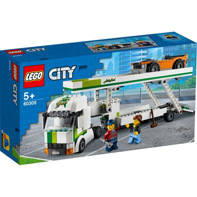 LEGO City Car Transporter 60305