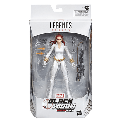 Marvel Avengers Marvel Legends Series Black Widow: Deadly Origin