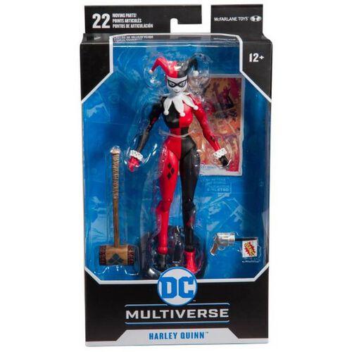 DC Comics 7 Inch Multiverse Harley Quinn