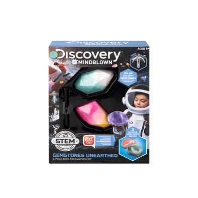 Discovery Mindblown Excavation Mini Gemstone
