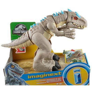 Imaginext Jurassic World Thrashing Indominus Rex