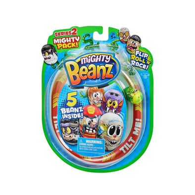 Mighty Beanz Series 2 Mighty Pack
