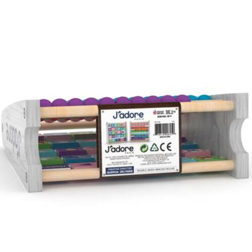 J'adore Double Sided Abacus Deluxe