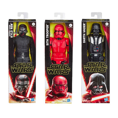 Star Wars Episode 9 – The Rise of Skywalker HS Figures - Assorted