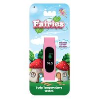 Kids Temperature Watch Fairies