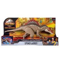 Jurassic World Camp Cretaceous Spinosaurus