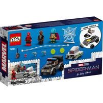 LEGO Marvel Super Heroes Spider-Man vs. Mysterio's Drone Attack 76184