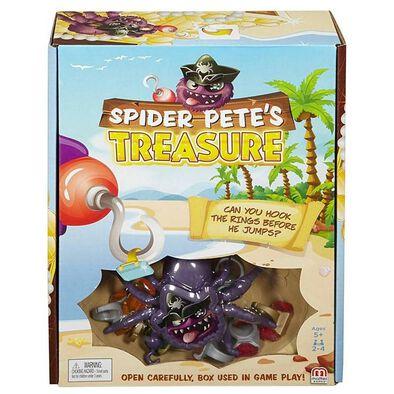 Spider Pete's Treasure