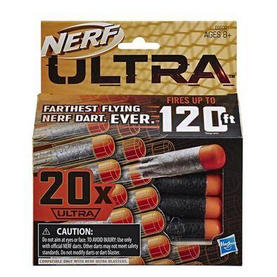 NERF Darts Ultra 20 Darts Refill