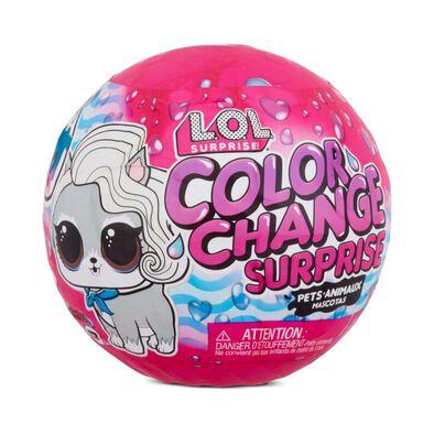 L.O.L. Surprise Color Change Pets - Assorted