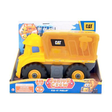Cat Junior Crew Fix-It Phillip