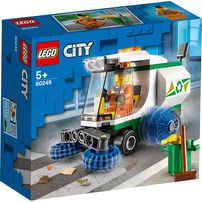 LEGO City Street Sweeper 60249