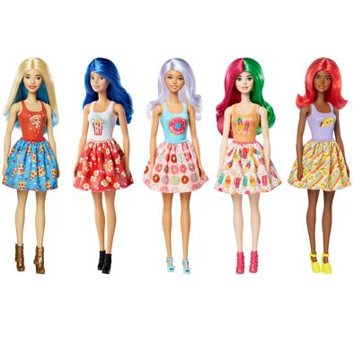 Barbie Color Reveal Doll - Assorted